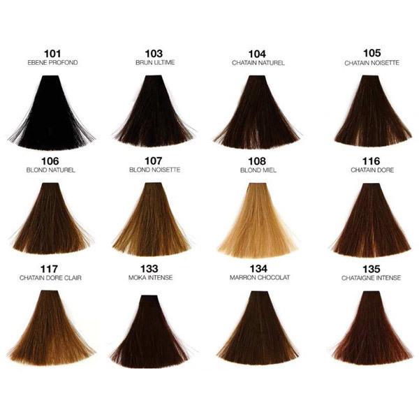 coloration dousscolor marron chocolat 131ml - Beliflor Coloration