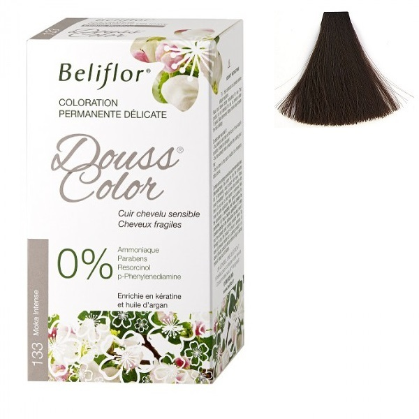 Beliflor - Coloration Dousscolor Moka Intense 131ml
