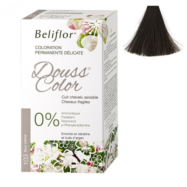 Beliflor - Coloration Doussoflor Brun Ultime 131ml
