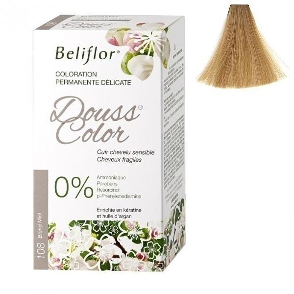 coloration dusscoulor blond miel 131ml beliflor acheter. Black Bedroom Furniture Sets. Home Design Ideas