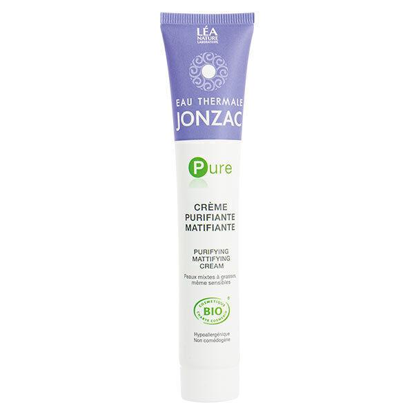 Eau Thermale Jonzac - Crème purifiante matifiante 50ml