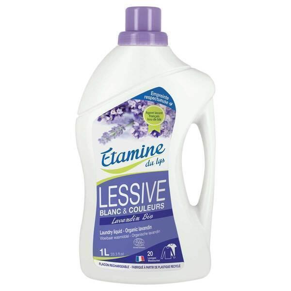 Etamine du Lys - Lessive liquide Lavande 1L