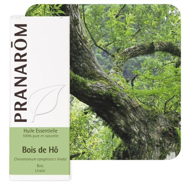 Pranarôm - Huile essentielle Bois de Hô 10 ml