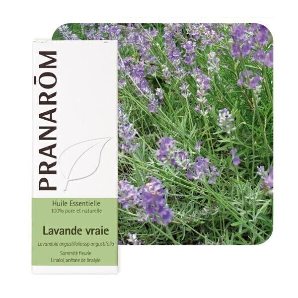 Pranarôm - Huile essentielle Lavande vraie 10 ml