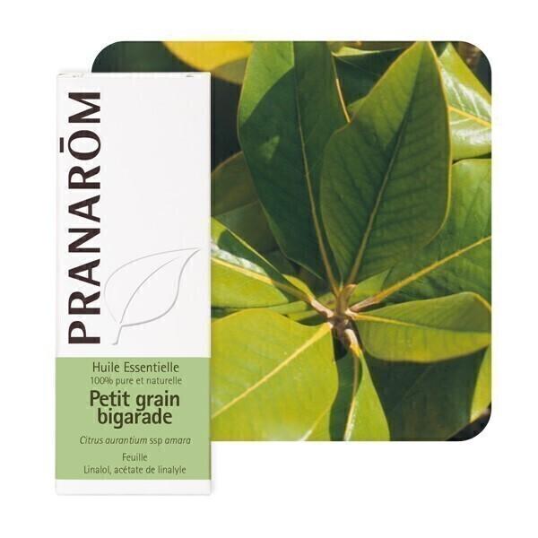 Pranarôm - Huile essentielle Petit grain bigarade 10 ml