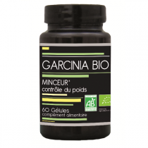 Aquasilice INNOV - Garcinia Bio - 60 gélules