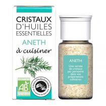 Aromandise - Cristaux D'Huiles Essentielles Aneth 18g