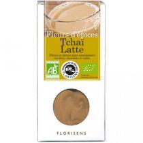 Aromandise - Fleurs Epices Tchai Latte 70g
