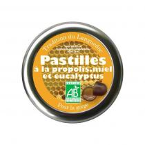 Aromandise - Pastilles À La Propolis, Miel Et Eucalyptus 50g