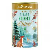 Aromandise - Tisane festive Soirée d'hiver 100g