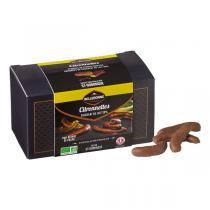 Belledonne - Citronnettes enrobées de chocolat lait 100g