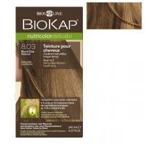 Biokap - Coloration blond clair naturel Delicato 140 ml