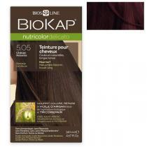 Biokap - Coloration chatain clair acajou Delicato 140 ml