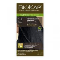 Biokap - Coloration Delicato 1.0 Noir naturel 140 ml