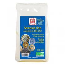 Celnat - Semoule de blé dure complète Bio 500 gr