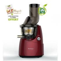 Kuvings - Extracteur de jus Kuving's B9400 rouge