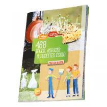 """La Droguerie écologique - Cahier """"468 trucs, astuces & recettes écolo"""" 64 pages"""