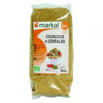 Markal - Couscous 4 Céréales 500g