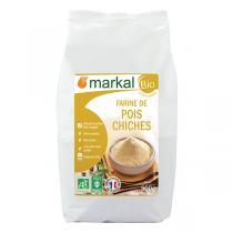 Markal - Farine de pois chiches France 500g