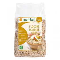 Markal - Flocons d'avoine gros 500g