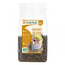 Markal - Graines de chia 250g