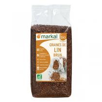 Markal - Graines de lin brun 500g
