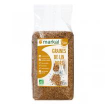 Markal - Graines de lin doré 500g