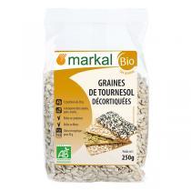 Markal - Graines de tournesol décortiquées 250g