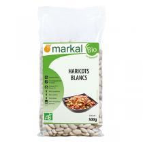 Markal - Haricots Blancs Médium 500g