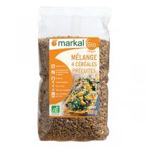 Markal - Mélange 4 Céréales précuites 500g