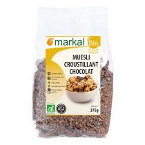 Markal - Muesli croustillant Chocolat - 375g