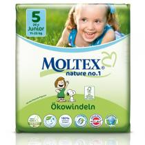 Moltex - Couches Eco-Junior T5 Moltex 11-25kg