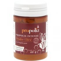 Propolia - Poudre De Propolis Ultra, Sans Gluten pot 40gr