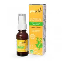 Propolia - Spray Buccal Bio Propolis & Menthe Flacon 20 mL