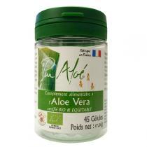 Pur Aloé - Gélules d'aloé vera Pur Aloé - 45 Gélules