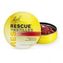 RESCUE® - Rescue Pastilles saveur Cranberry x 50g