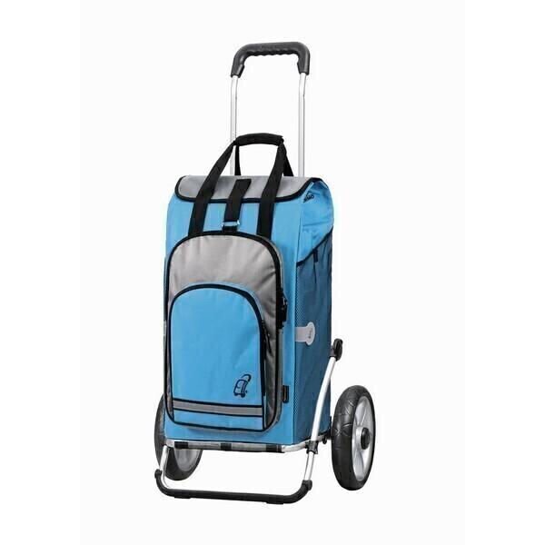 Andersen - Chariot de course à pneumatiques Royal Hydro - Turquoise
