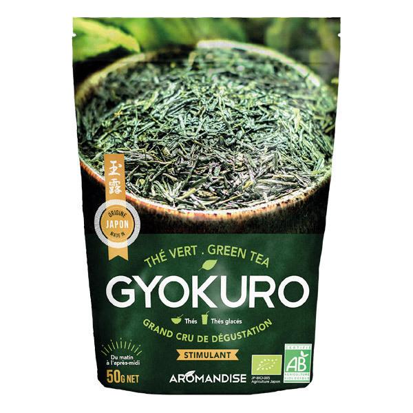 Aromandise - Thé vert Gyokuro 50g