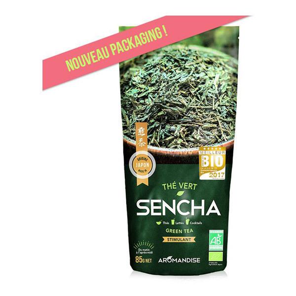 Aromandise - Thé vert Sencha 85g