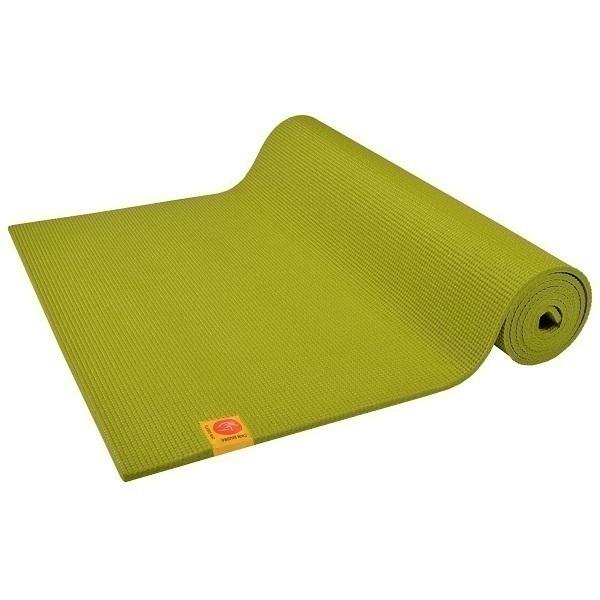 Chin Mudra - Tapis de yoga Non toxique 4,5 mm Vert