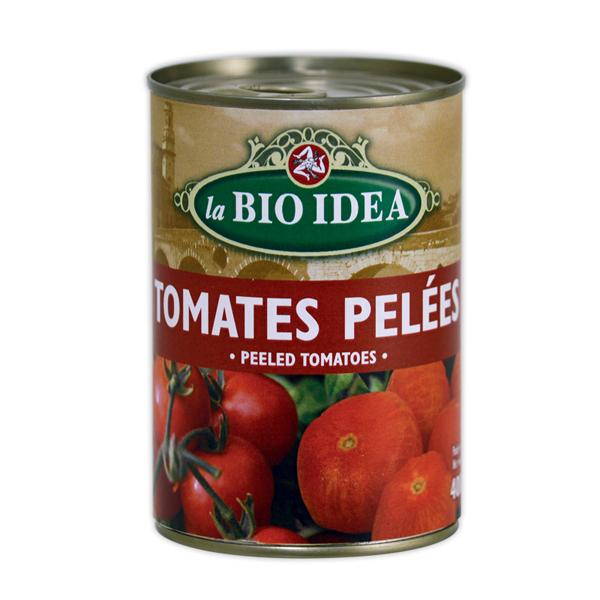 La Bio Idea - Tomates pelées 400g