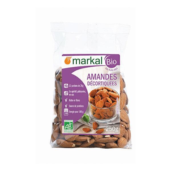 Markal - Amandes Décortiquées 250g