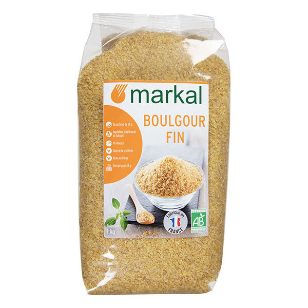 Markal - Boulgour fin 1kg