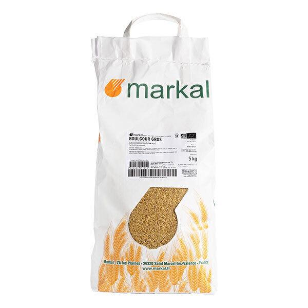 Markal - Boulgour Gros 5kg