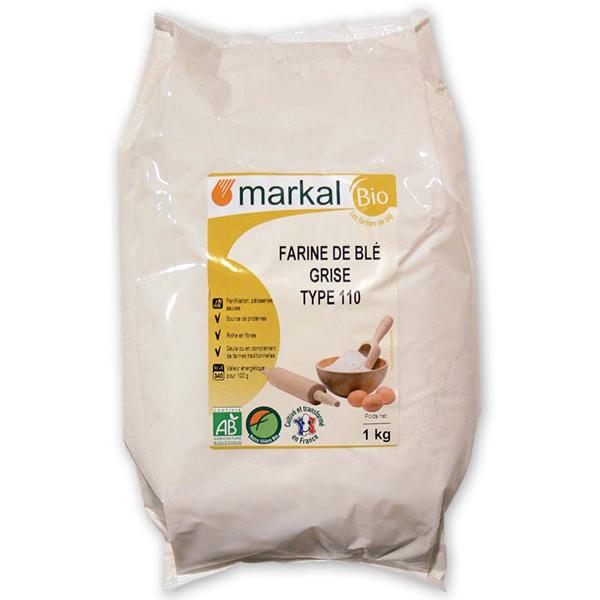 Markal - Farine de blé T110 France 1kg
