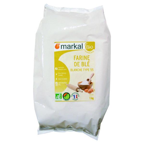 Markal - Farine de blé T55 France 1kg
