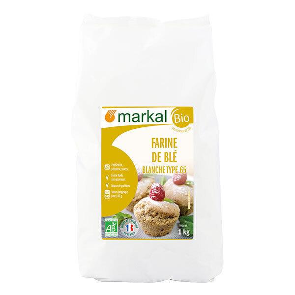 Markal - Farine de blé T65 France 1kg