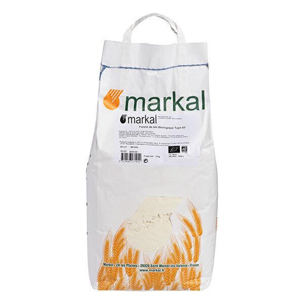 Markal - Farine de blé T65 France 5kg