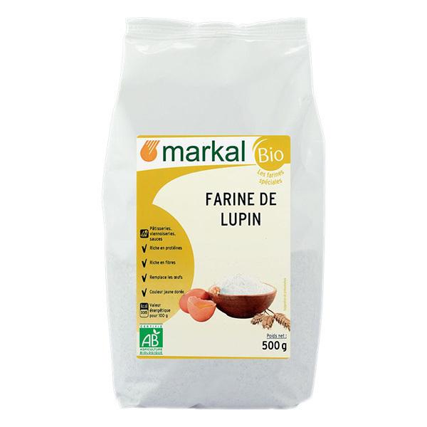 Markal - Farine de lupin toasté France 500g