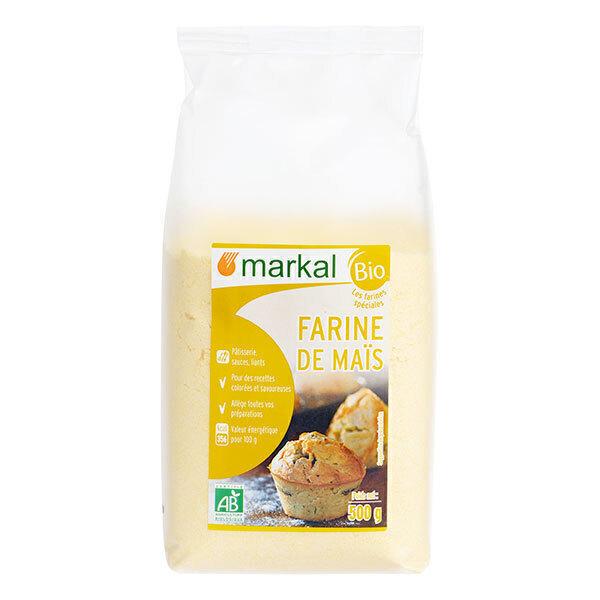 Markal - Farine de maïs 500g